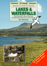 Walks to South Wales Lakes & Waterfalls